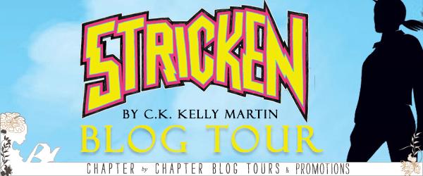 STRICKEN Blog Tour