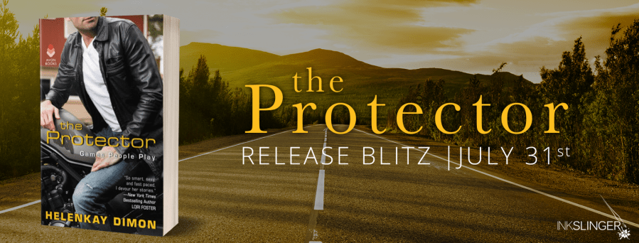 THE PROTECTOR Release Day