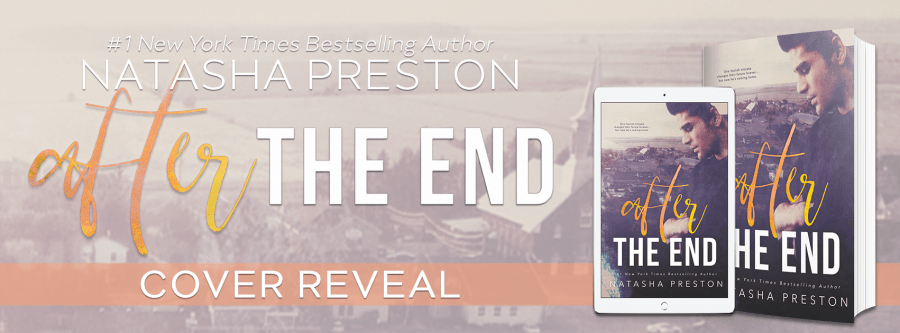 AFTER THE END Cover Reveal