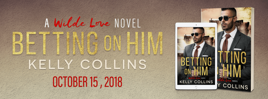 BETTING ON HIM Cover Reveal