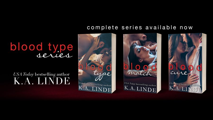 Blood Type Series