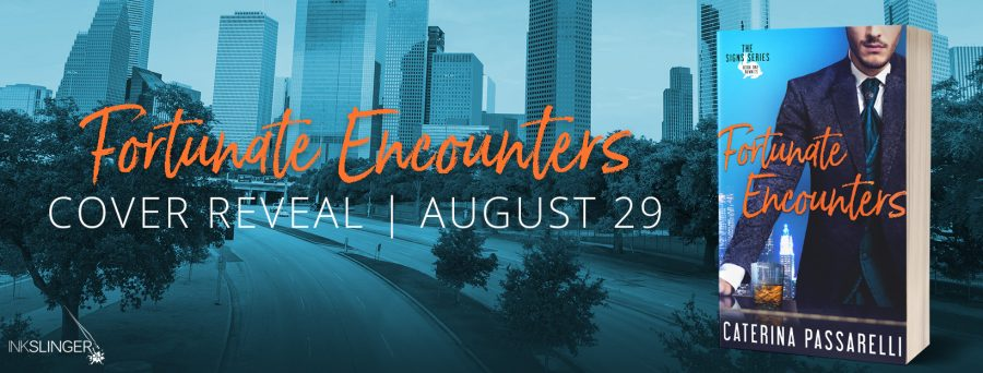 FORTUNATE ENCOUNTERS Cover Reveal