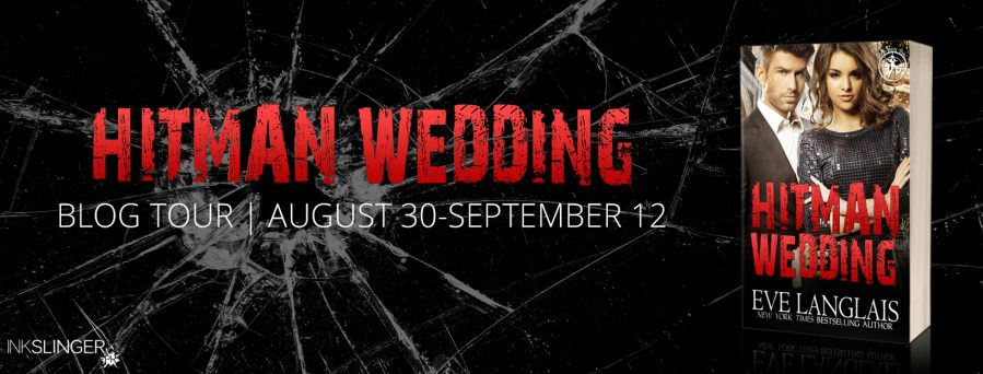 HITMAN WEDDING Blog Tour