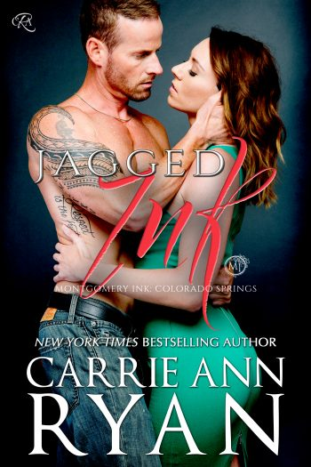 JAGGED INK (Colorado Springs #3) by Carrie Ann Ryan