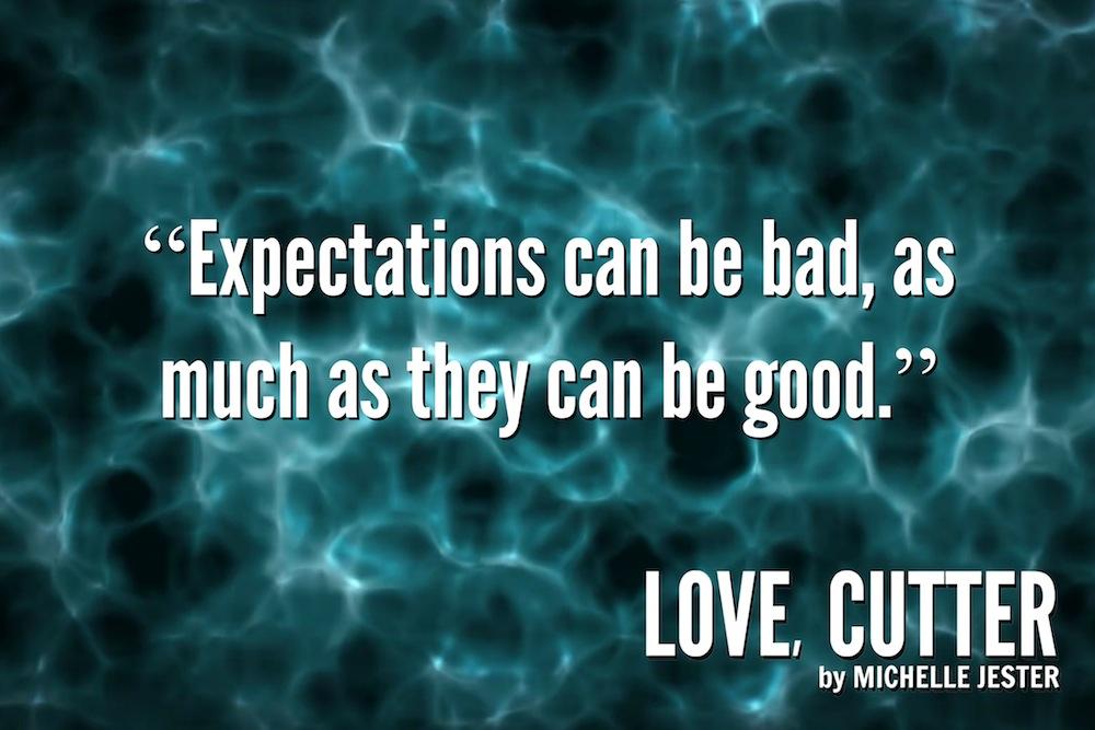 LOVE, CUTTER Teaser 2