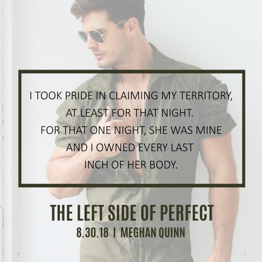 THE LEFT SIDE OF PERFECT Teaser 2