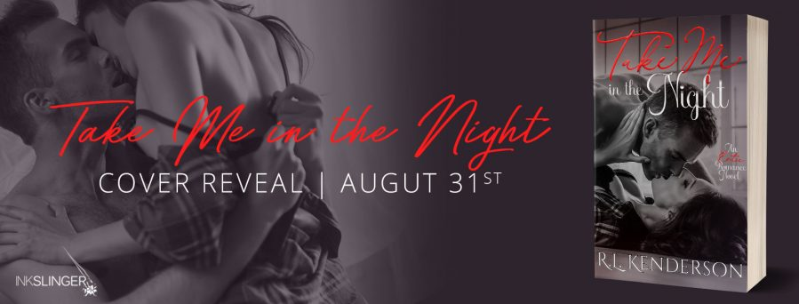 TAKE ME IN THE NIGHT Cover Reveal