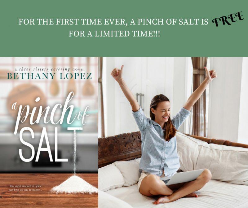 A PINCH OF SALT Free
