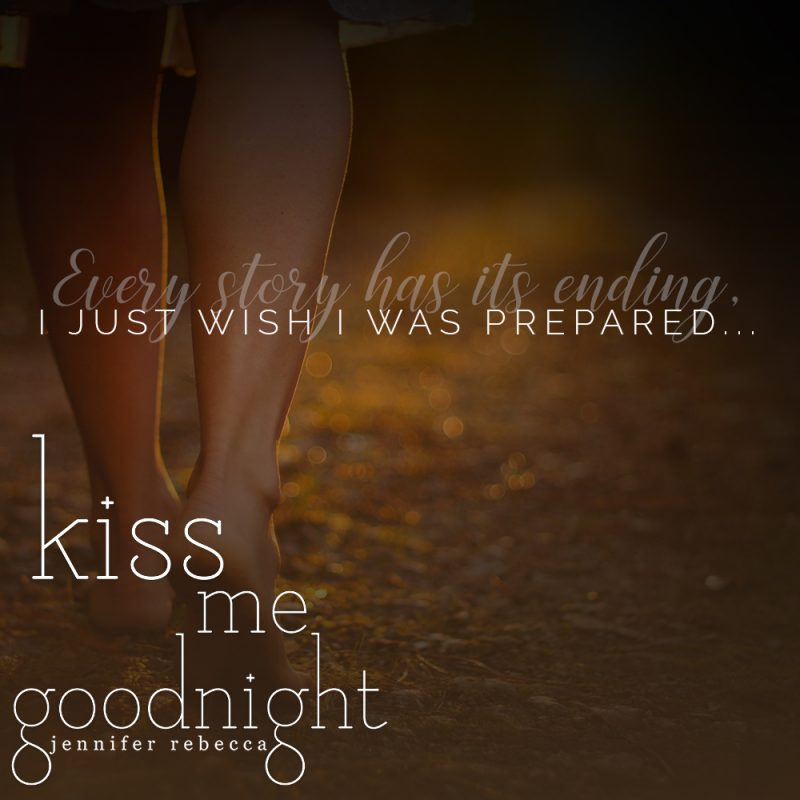 KISS ME GOODNIGHT Teaser 1