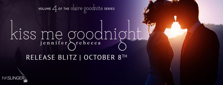 KISS ME GOODNIGHT Release Day