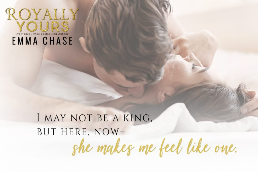 ROYALLY YOURS Teaser