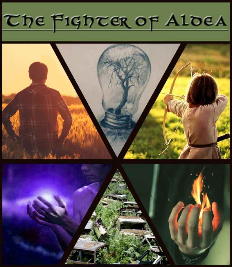 THE FIGHTER OF ALDEA Teaser 2