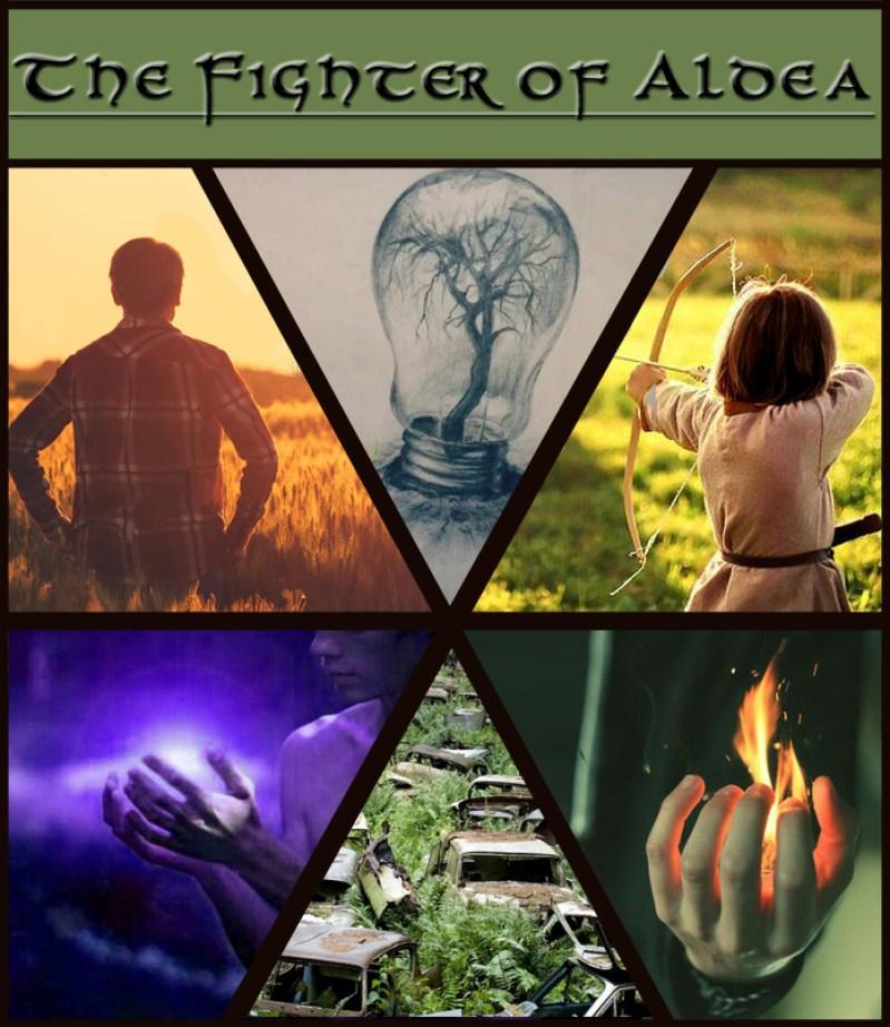 THE FIGHTER OF ALDEA Teaser 2