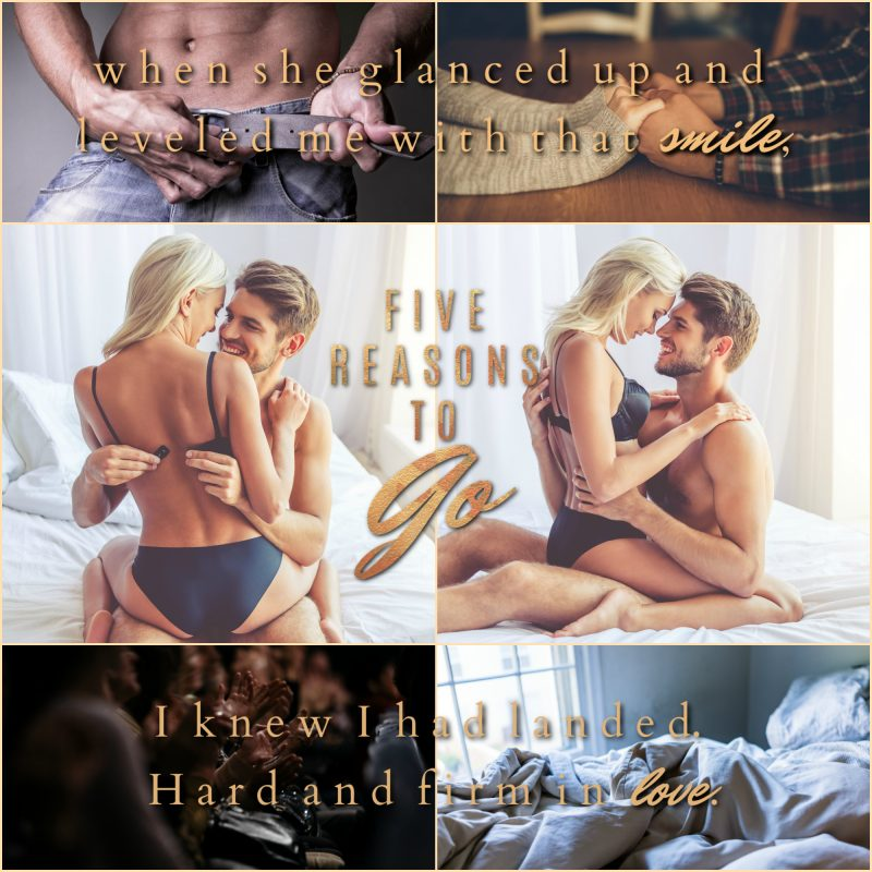 FIVE REASONS TO GO Teaser 2