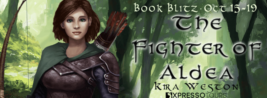 THE FIGHTER OF ALDEA Book Blitz