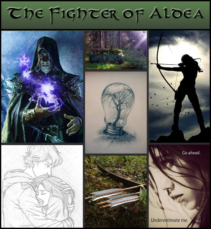 THE FIGHTER OF ALDEA Teaser 1