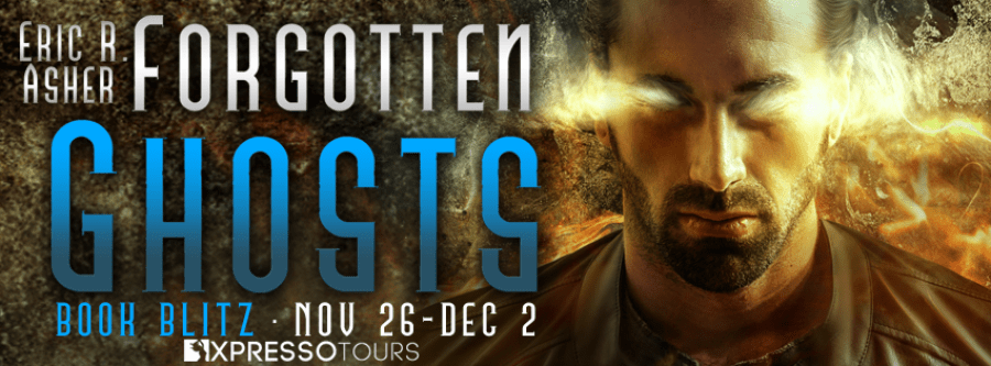 FORGOTTEN GHOSTS Book Blitz