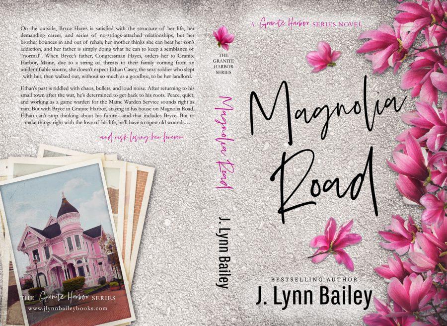 MAGNOLIA ROAD (Granite Harbor #3) by J. Lynn Bailey (Full Cover)