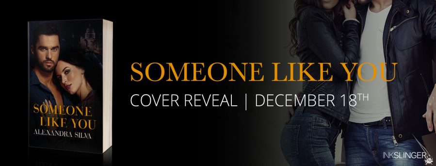SOMEONE LIKE YOU Cover Reveal