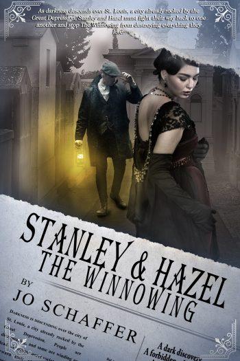 THE WINNOWING (Stanley and Hazel #2) by Jo Schaffer