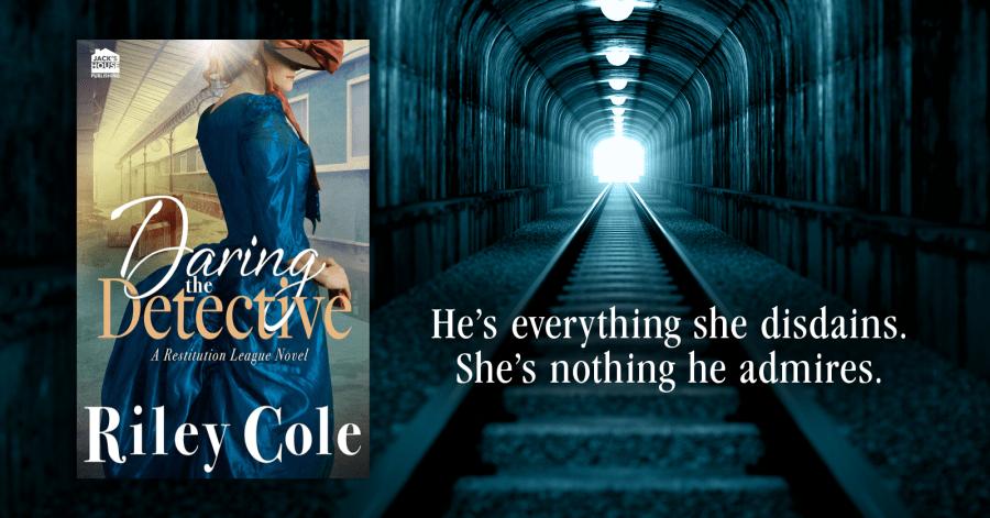 DARING THE DETECTIVE Teaser