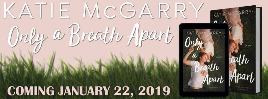 ONLY A BREATH APART Excerpt Reveal