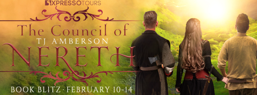 THE COUNCIL OF NERETH Book Blitz