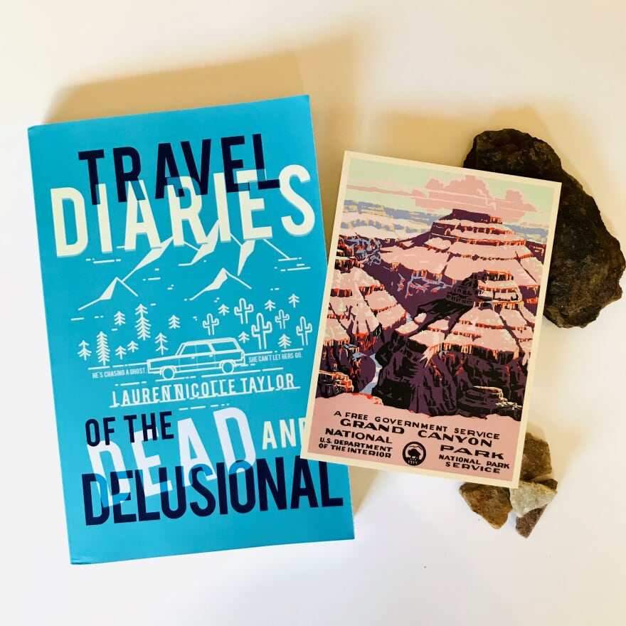 TRAVEL DIARIES OF THE DEAD AND DELUSIONAL Teaser