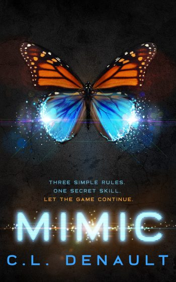 MIMIC (The Prodigy Chronicles #2) by C.L. Denault
