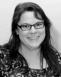 Author Abigail Sharpe