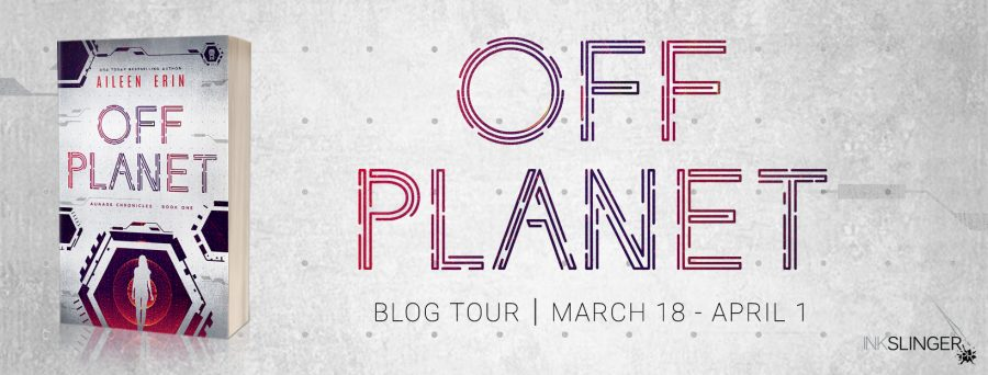 OFF PLANET Blog Tour