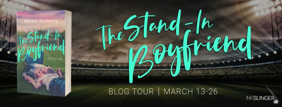 THE STAND-IN BOYFRIEND Blog Tour