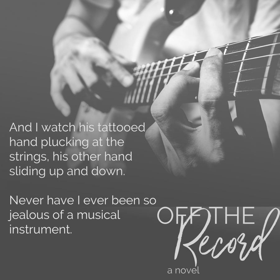 OFF THE RECORD Teaser