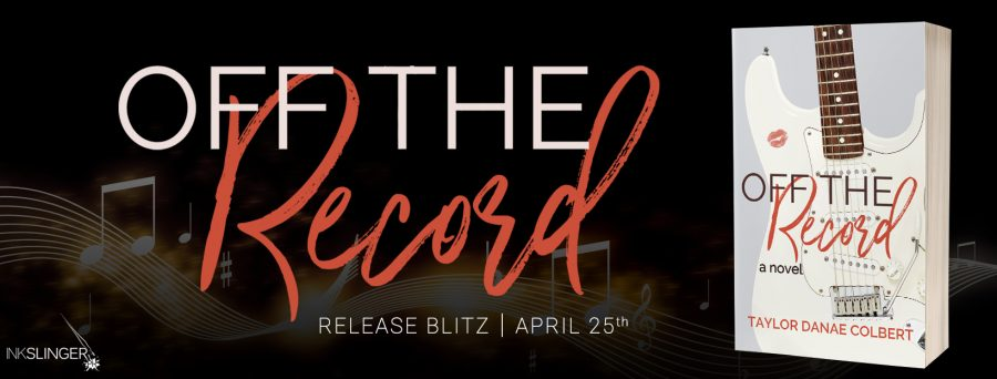 OFF THE RECORD Release Day