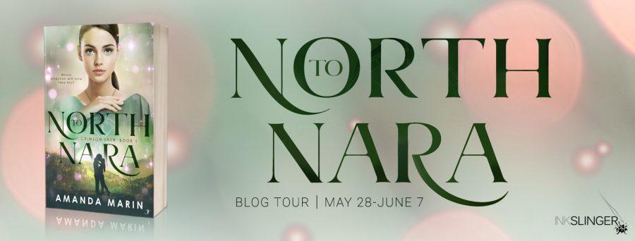 NORTH TO NARA Blog Tour