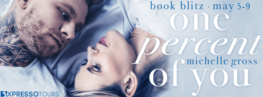 ONE PERCENT OF YOU Book Blitz