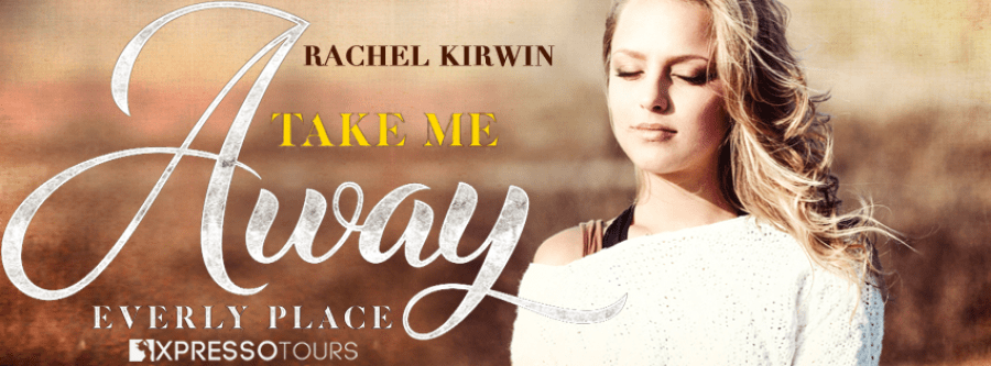 TAKE ME AWAY Cover Reveal