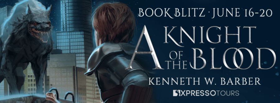 A KNIGHT OF THE BLOOD Book Blitz