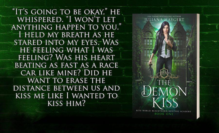THE DEMON KISS Teaser Excerpt