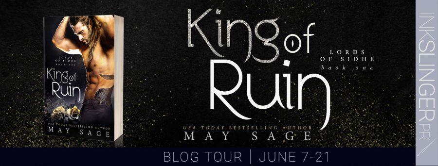 KING OF RUIN Blog Tour