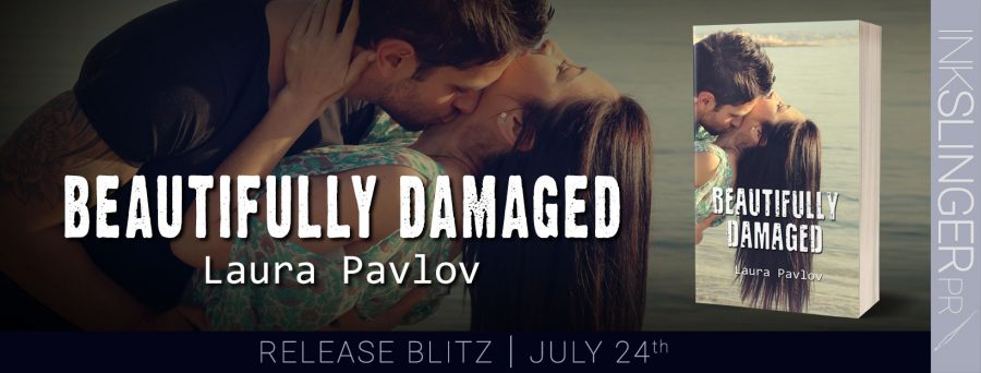 BEAUTIFULLY DAMAGED Release Day