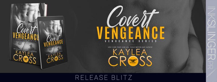 COVERT VENGEANCE Release Day