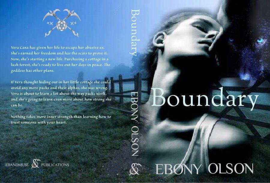 BOUNDARY by Ebony Olson (Full Cover)