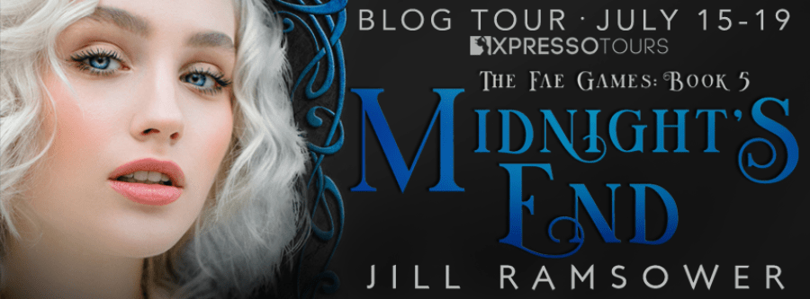 MIDNIGHT'S END Blog Tour