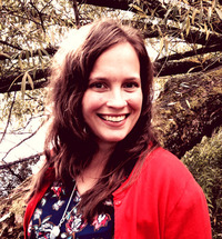 Author Amber Laura
