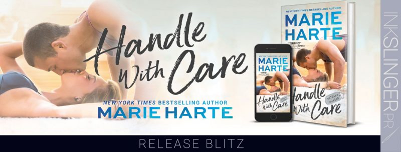 HANDLE WITH CARE Release Day