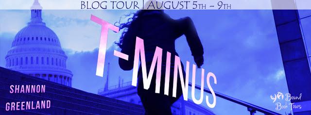 T-MINUS Blog Tour