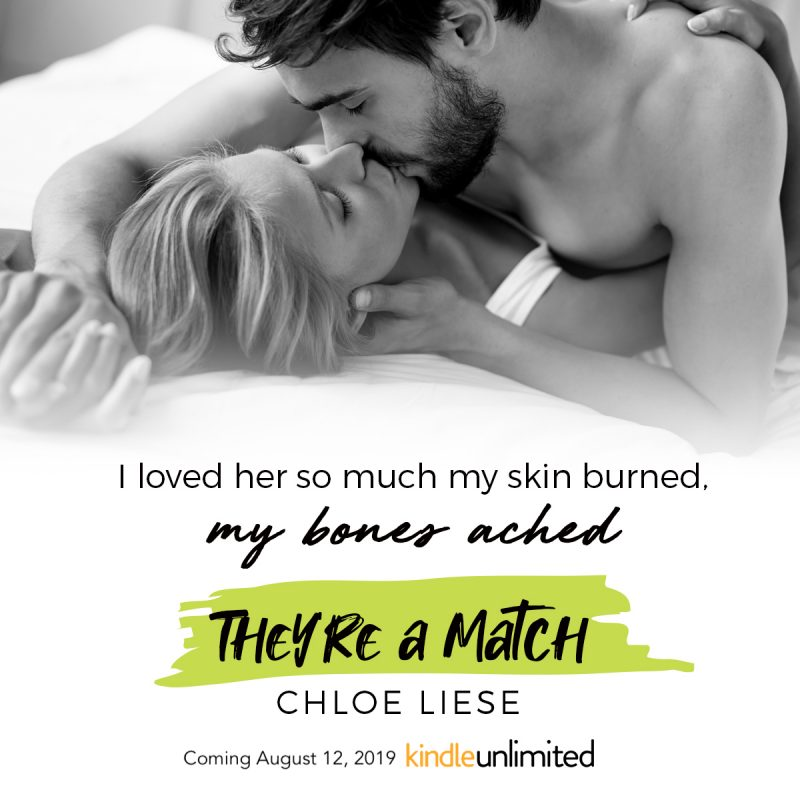 THEY'RE A MATCH Teaser