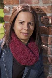 Author Claudia Burgoa