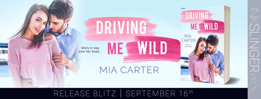 DRIVING ME WILD Release Day